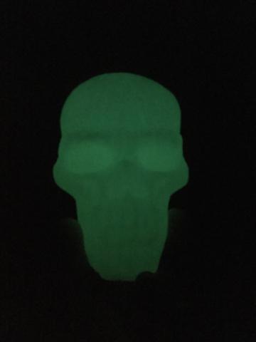 3D printed glow-in-the-dark