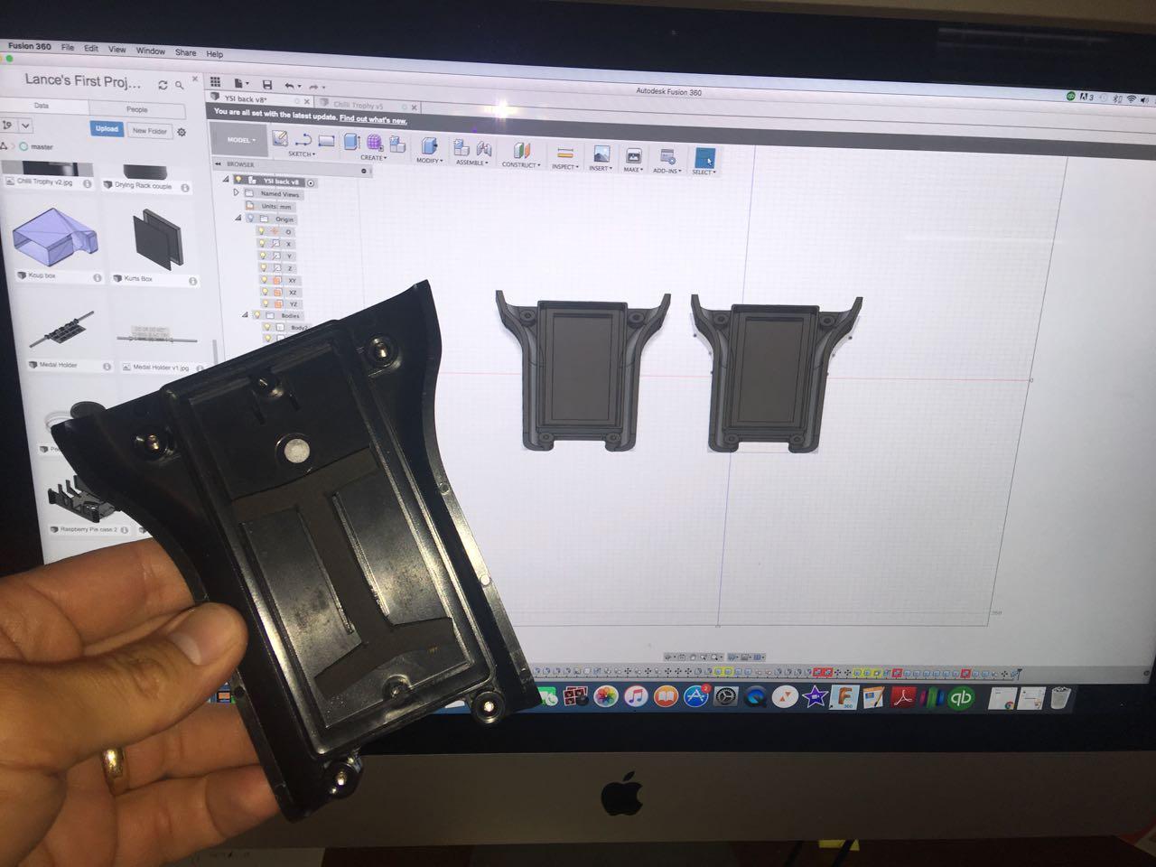3D printing reverse engineering